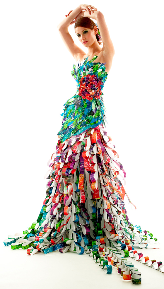 Papier Couture by Lia Griffith for Xerox