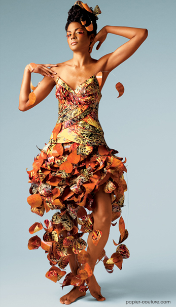 Papier Couture by Lia Griffith: Freedom