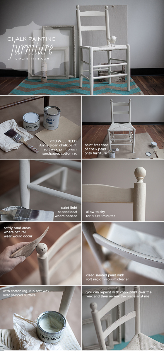 Annie Sloan Chalk PaintTutorial