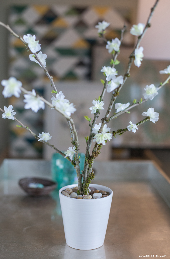 DIY Blooming Branches