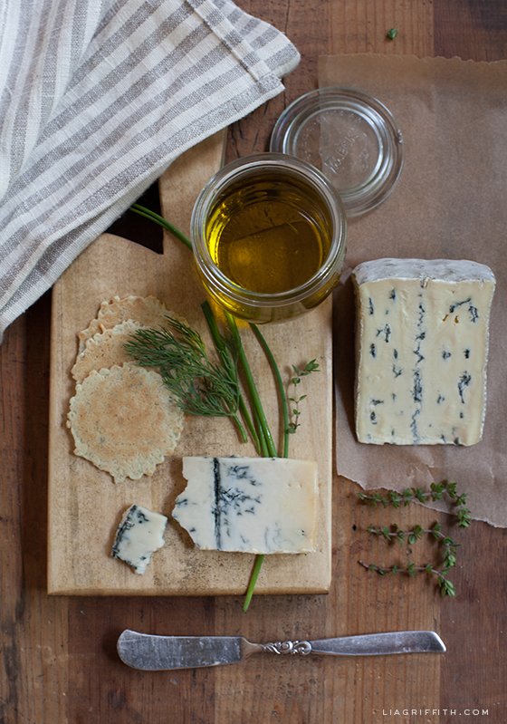 Blue Cheese Scape