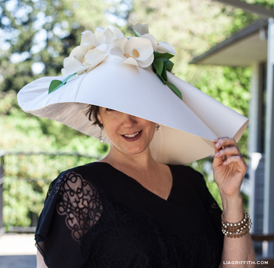 DIY Kentucky Derby Hat