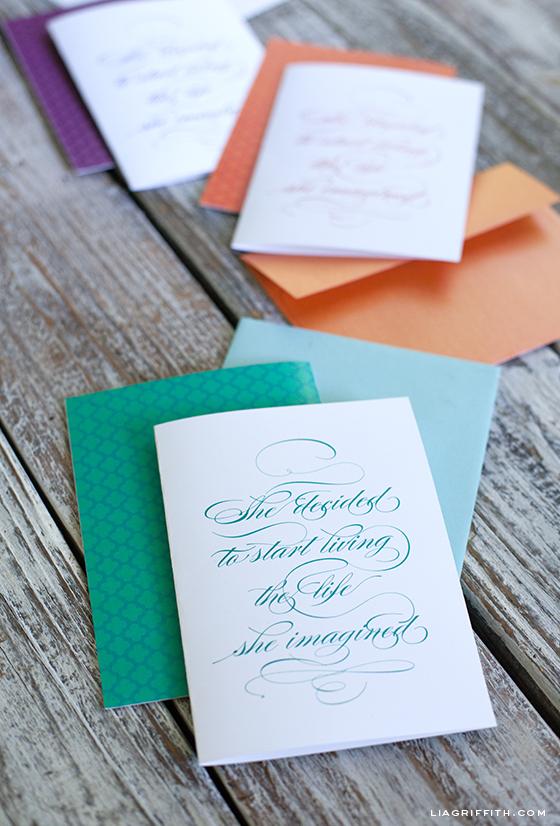 Greeting Card Printables