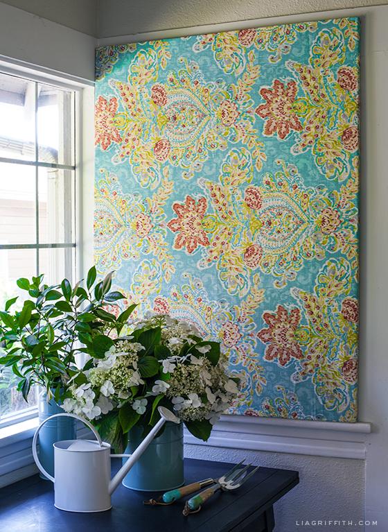 Instant Fabric Art