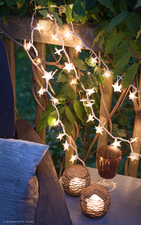 String Light Covers