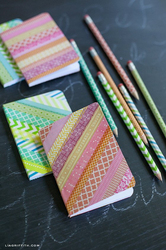 Washi Tape Back To School