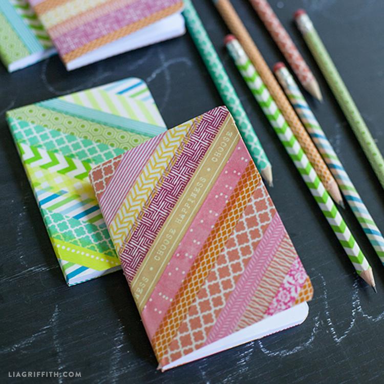 Washi Tape Dispenser Geometric Washi Tape Rainbow Craft Tape
