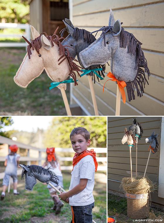 Farm Party Pony Rides
