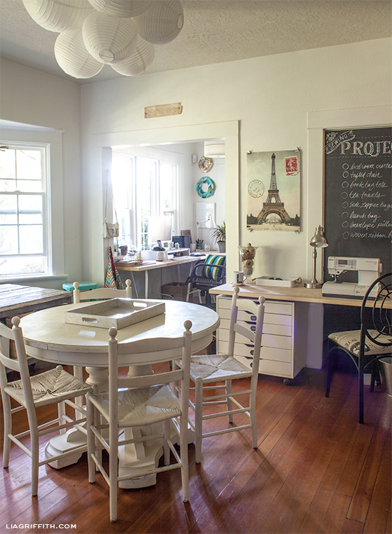 Studio Office View