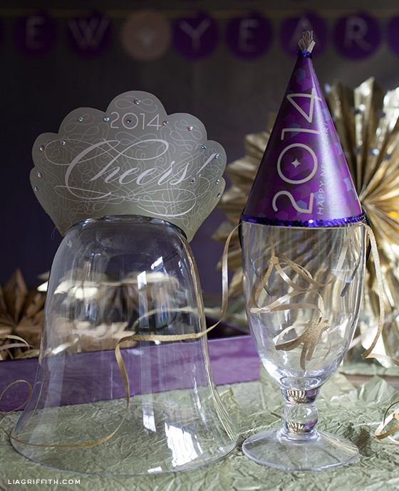 Party Hats for New Years Eve