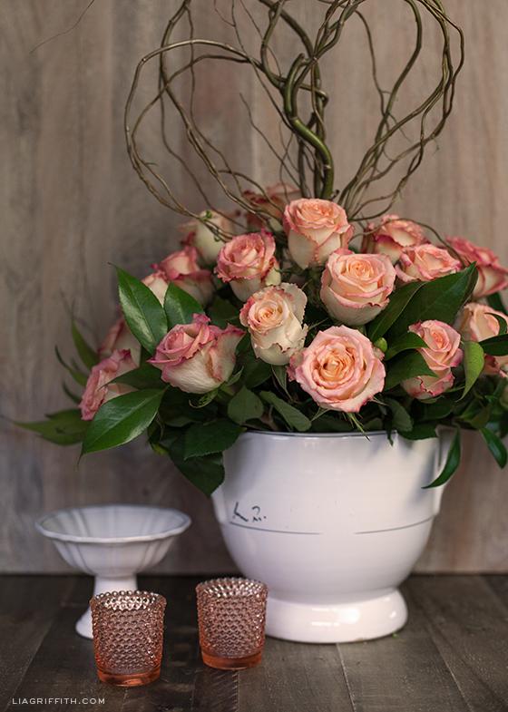 English Garden Rose Bouquet