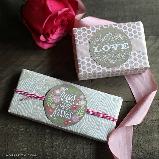 Valentine Gift Labels Free Printables