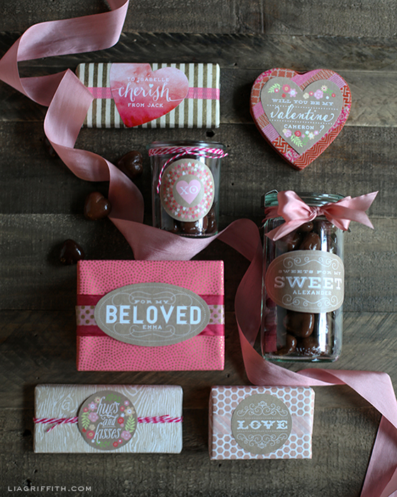 Valentines Day Printable Labels