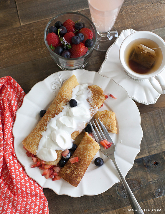Crepes-Gluten-Free