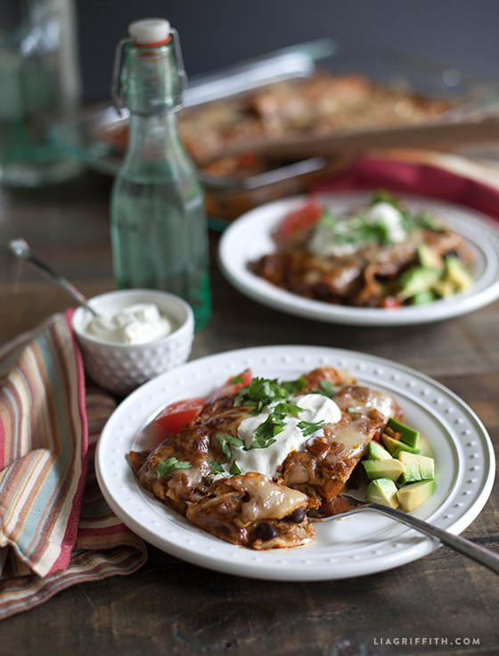 Vegetable-Enchiladas-Mole-Sauce-Gluten-Free
