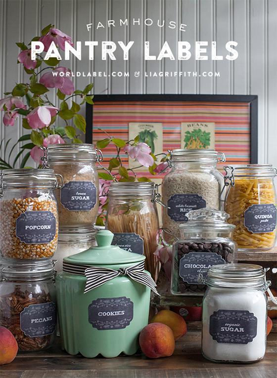 World_Label_Farmhouse_Pantry_Labels