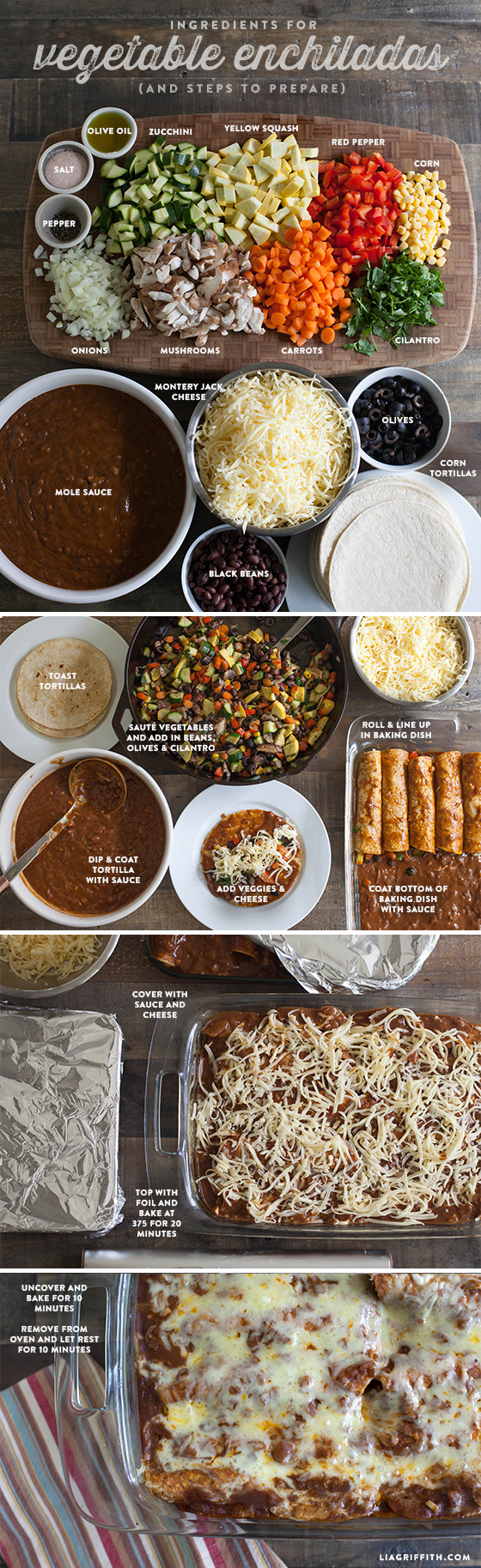 vegetable-enchilada-recipe