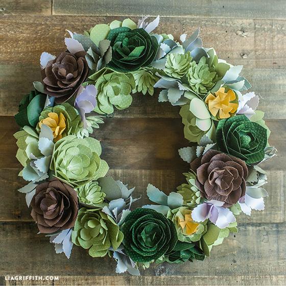 Succulent_Wreath_Paper_DIY