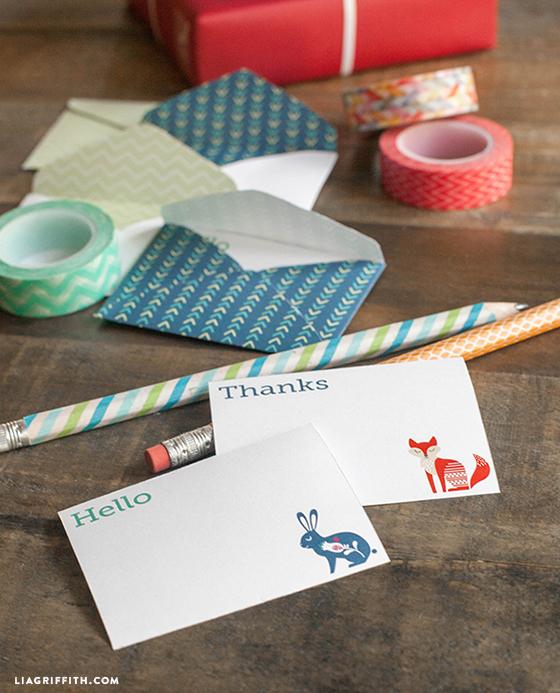 Printable_Mini_Note_Card_Envelopes
