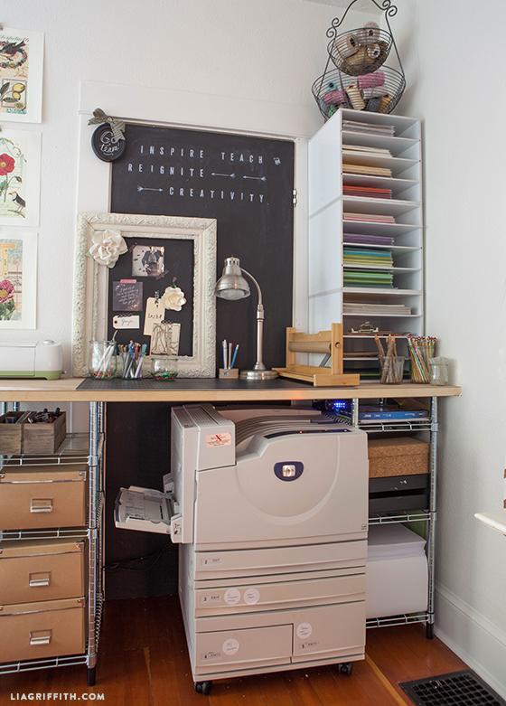 Printer_Work_Station