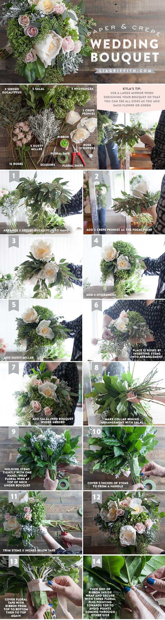 BridalBouquetTutorial