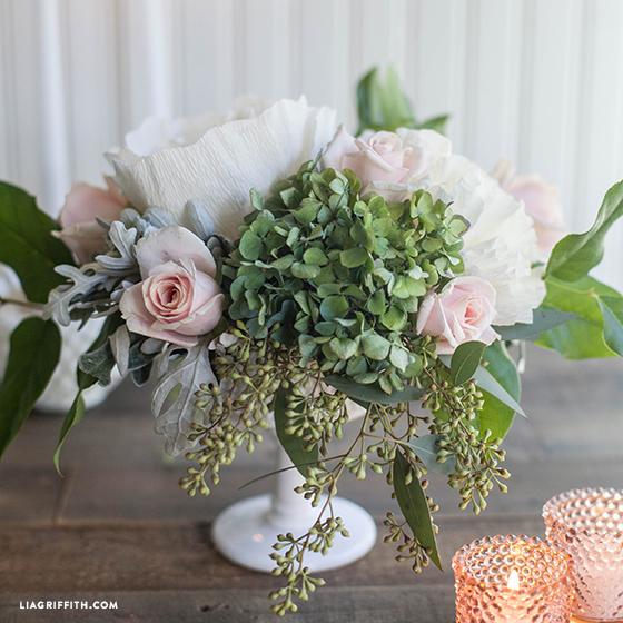 Crepe_Peony_Wedding_Centerpeice