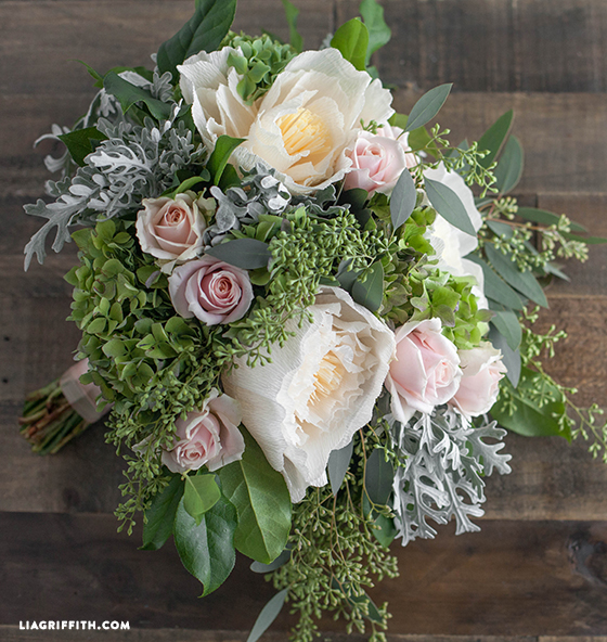 DIY_Garden_Wedding_Bouquet