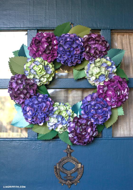 Fall_Hydrangea_Paper_Wreath
