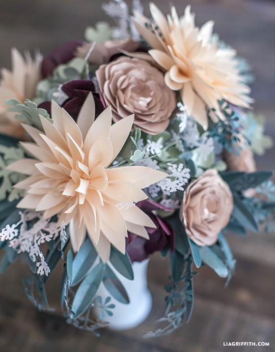Paper_Flower_Rustic_Bouquet