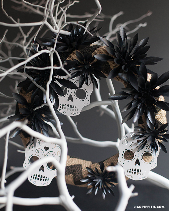 Sugar_Scull_Wreath