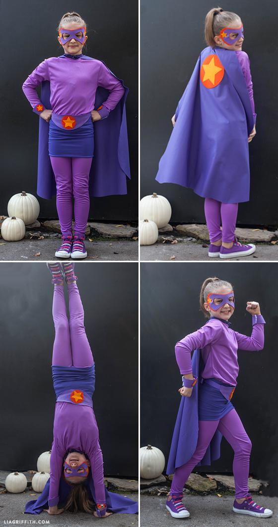 Supergirl_Costume_DIY_Felt