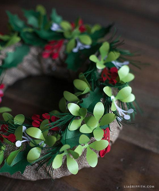 Paper_Christmas_Wreath