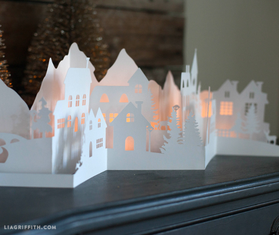 Paper_Cut_Village_Winter