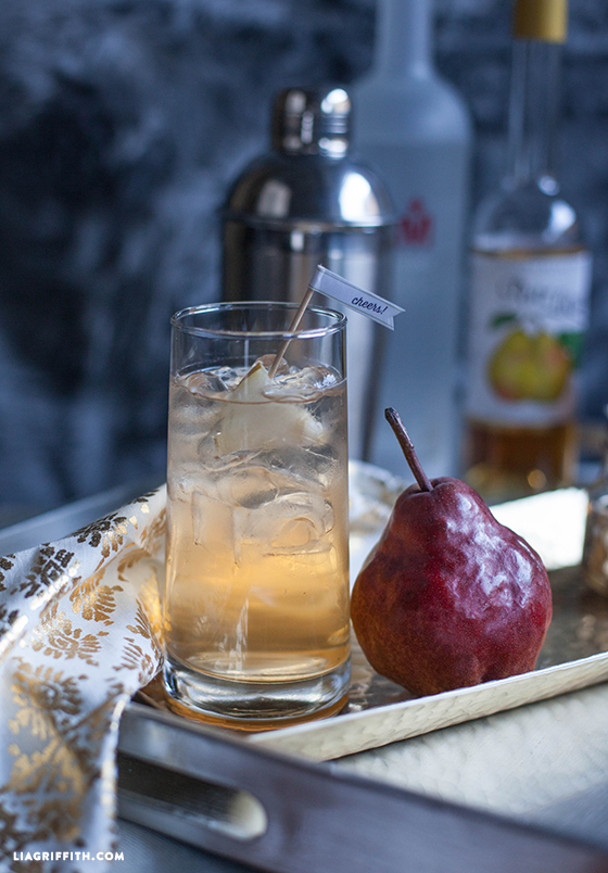 Pear_Cocktails