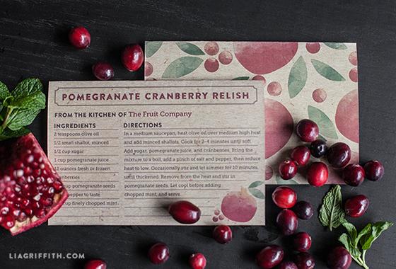 Pomegranate_Cranberry_Relish_Printable_Recipe_Cards