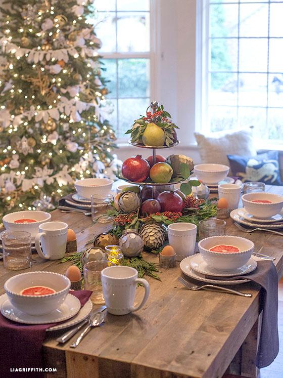 Christmas_Breakfast_setting
