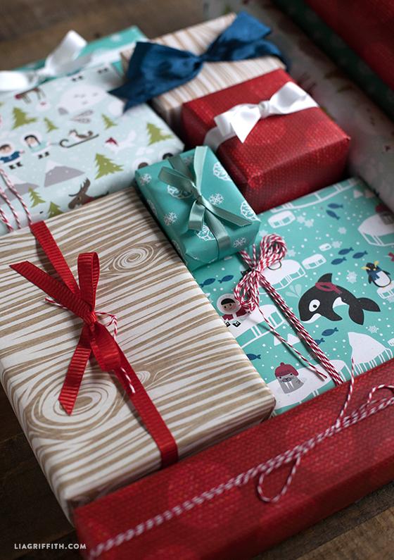 Holiday_Gift_Wrap_Printable_Kids
