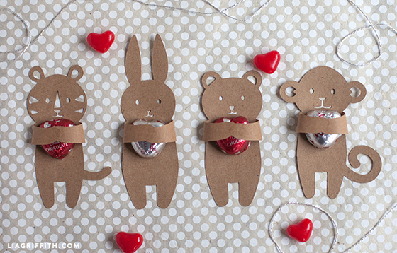 diy kids valentine's