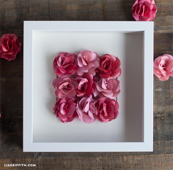 Paper Rose Artwork