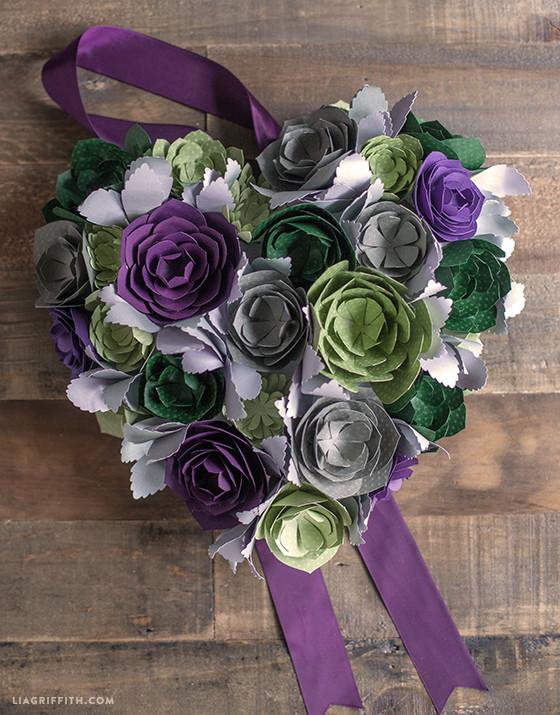 DIY_Paper_Heart_Succulents