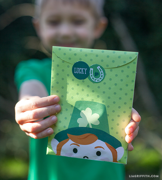 DIY_Printable_Leprechaun_Treat_Bag