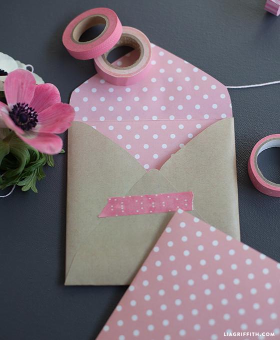 DIY pop-up valentine card