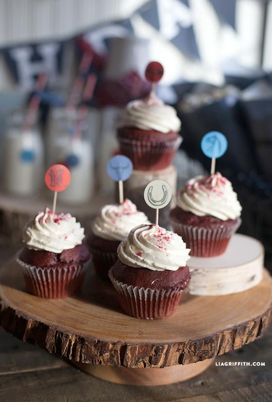 Western_Cowboy_Cupcake-Topper_Printables