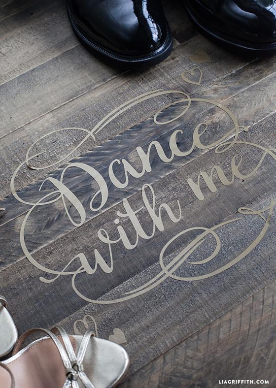 Dance_Floor_Wedding_Decal_DIY