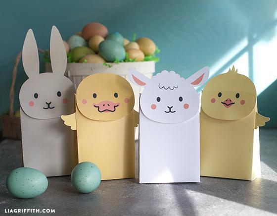DIY Easter Kraft