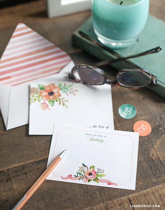 Spring_Stationery_Printable