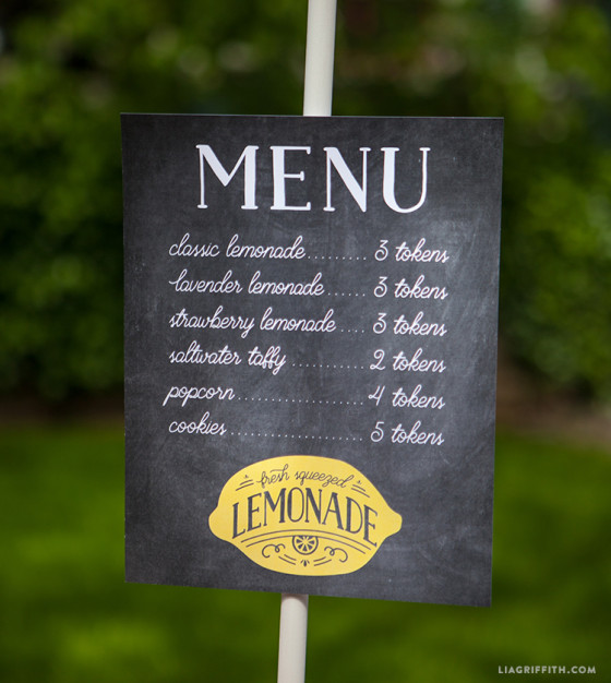 Lemoade_Stand_Party_Menu