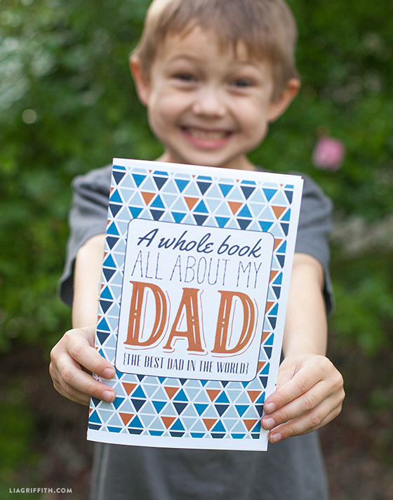 Printable_Kids_Fathers_Day_Book