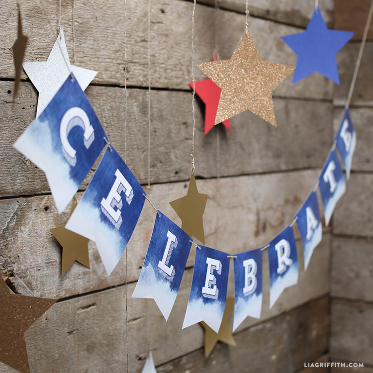 Celebrate banner