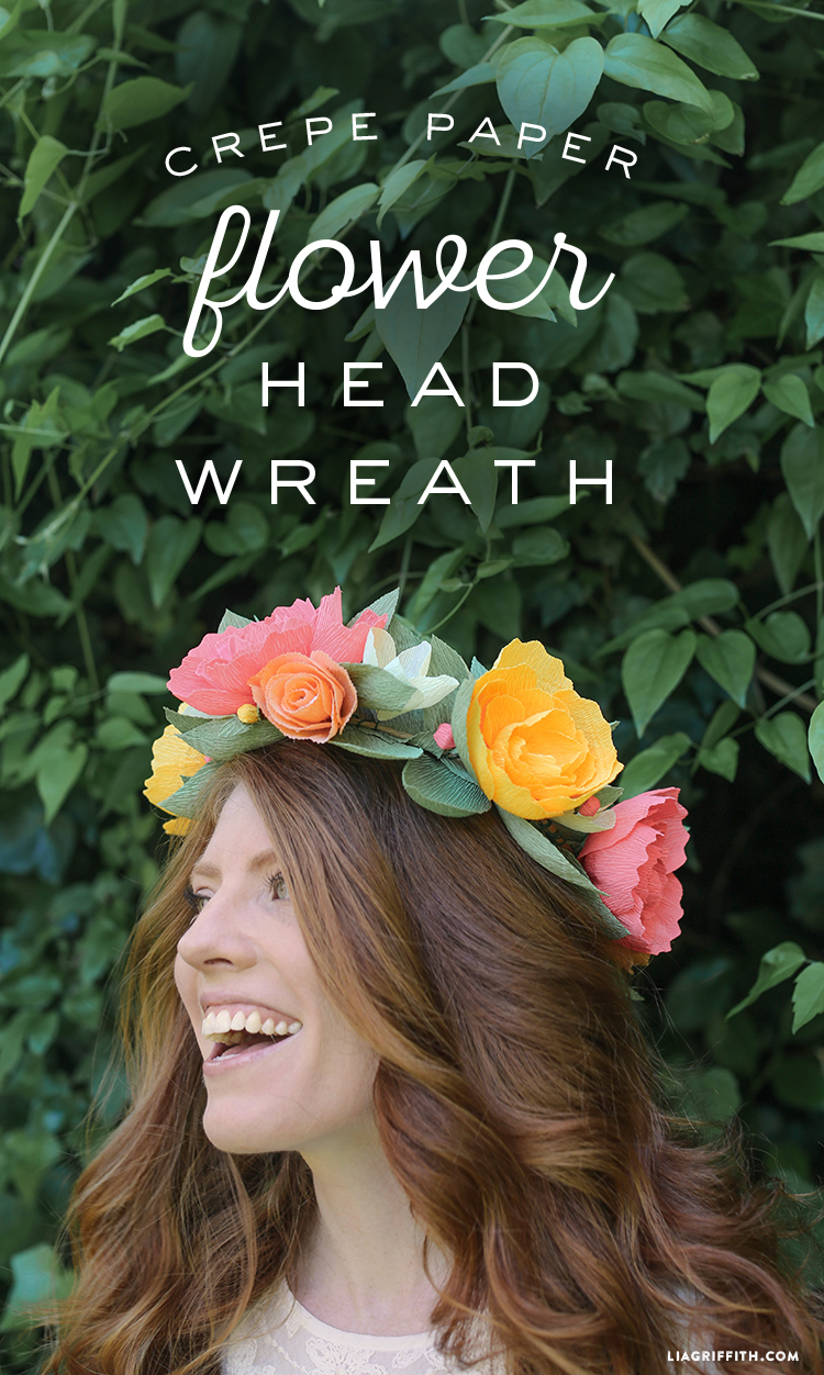 Crepe_Paper_Flower_Head_Wreath_DIY